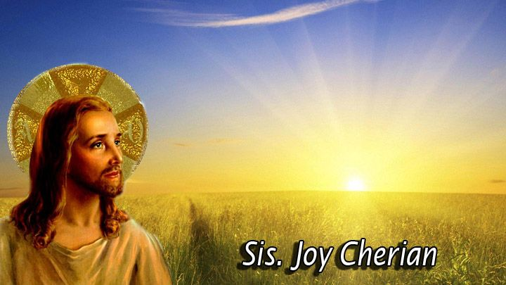 Sis. Joy Cherian-Aradana TV
