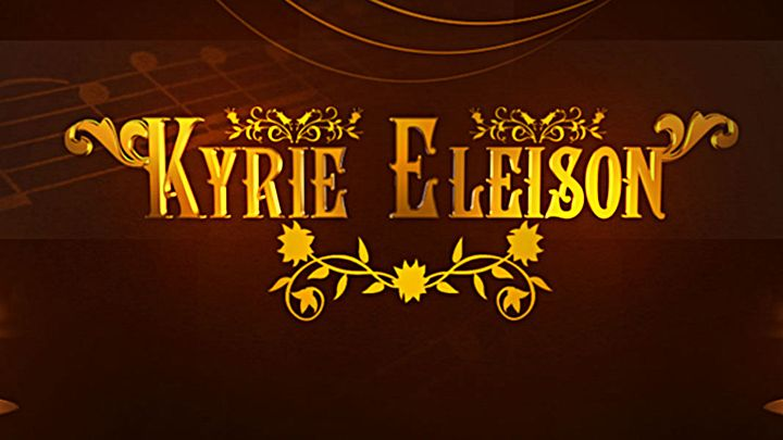 Image result for kyrie eleison art
