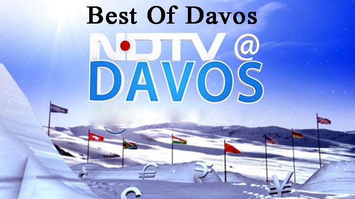 Best Of Davos-NDTV 24x7