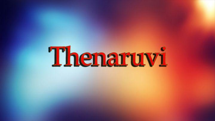 Thenaruvi-Vasanth TV
