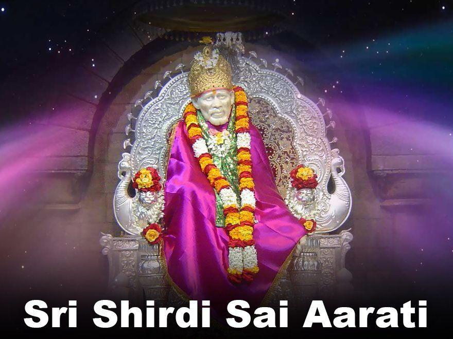 Sri Shirdi Sai Aarati-PoojaTV