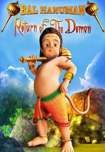 Bal Hanuman Return of the Demon