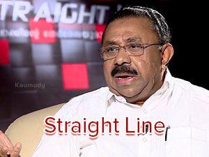Straight Line-Kaumudy TV