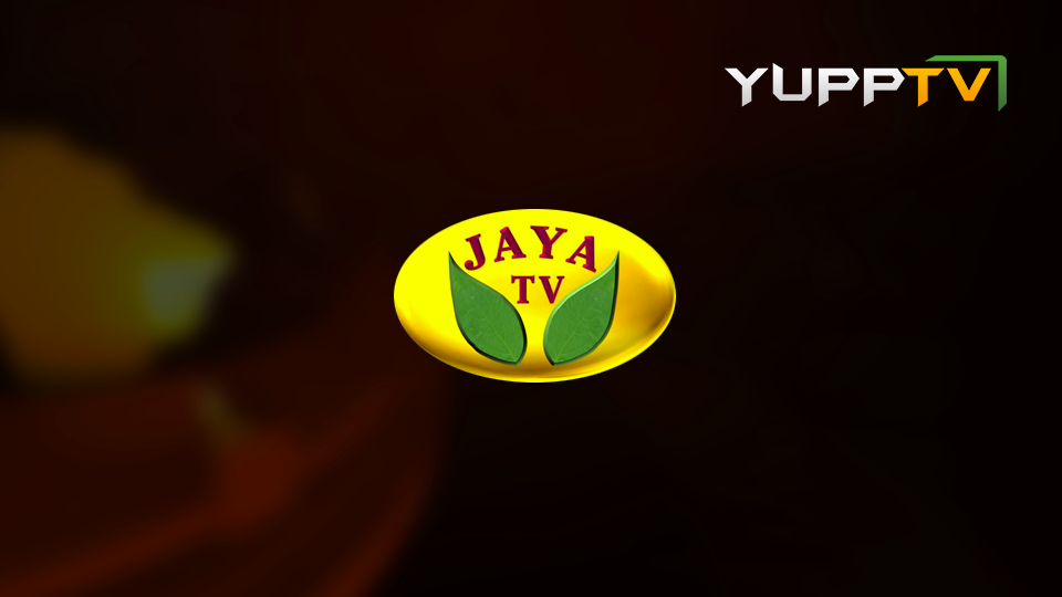 Jaya TV Online | Watch Jaya TV Live | Jaya TV Tamil Live