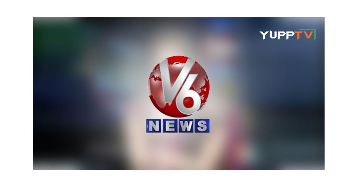 V6 News Online | Watch V6 News Live | V6 News Telugu Live