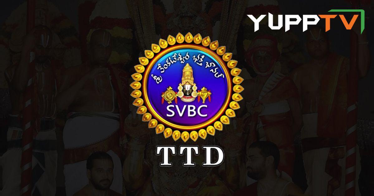 SVBC Online   Watch SVBC Live   SVBC Telugu Live