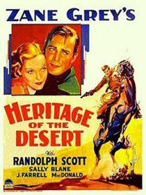 Heritage of the Desert