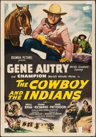 Cowboy and the Indians New