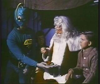 Santa Claus Conquers Martians
