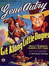 Git Along Little Dogies