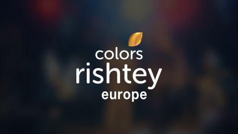 Colors Rishtey Live Italy