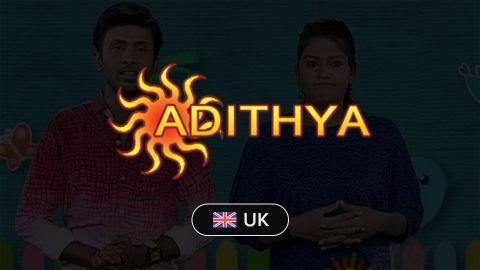 Adithya TV UK Online