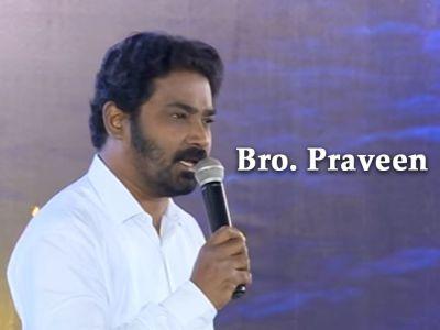 Bro. Praveen-Aradana TV