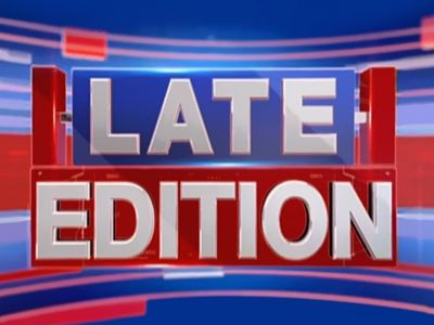 Late Edition-MediaOne TV